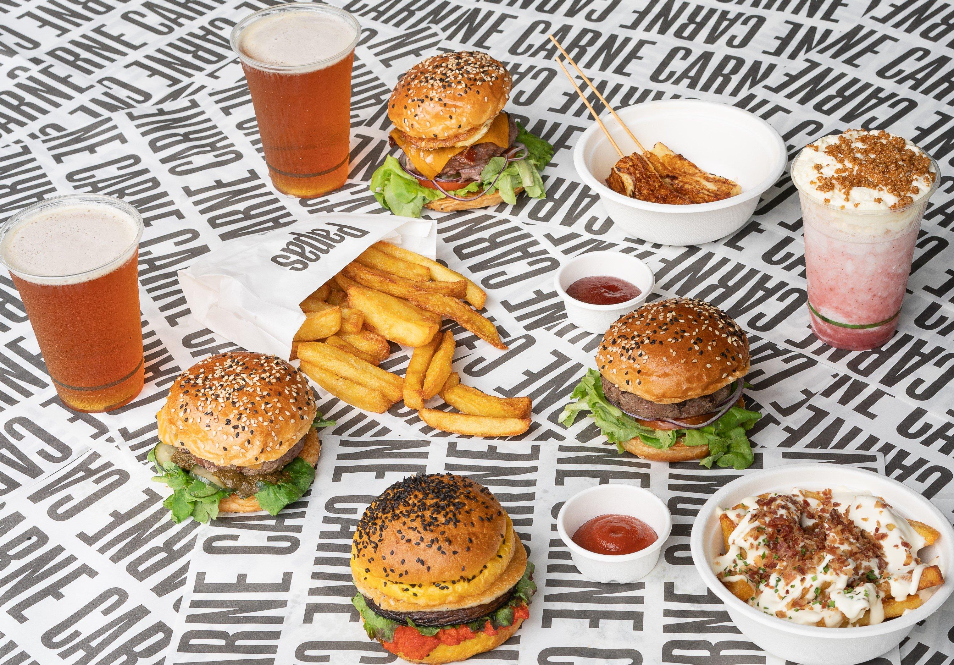 CARNE Burgers & Sides